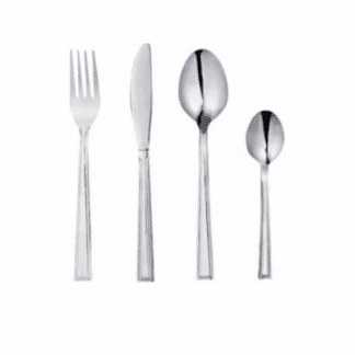 Focus 4 place Cutlery Set-0