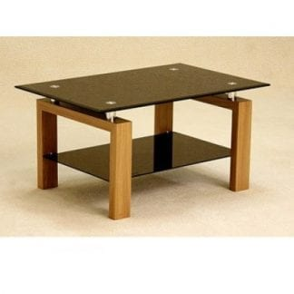 Adina Black coffee table-0