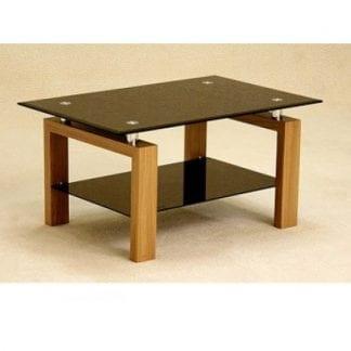 Adina Black coffee table-0