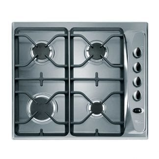 Whirlpool AKM274IX - 4 Burner Gas Hob - Stainless Steel-0