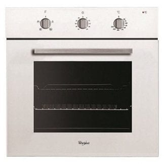 Whirlpool AKP490WH - Single Fan Built in Oven - White-0