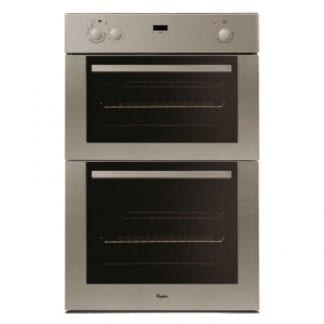 Whirlpool AKZ517-02-IX Double Cavity Built in Oven - Stainless Steel-0