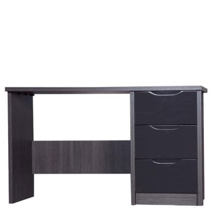 Dressing Table - Grey Avola with Grey Gloss-0