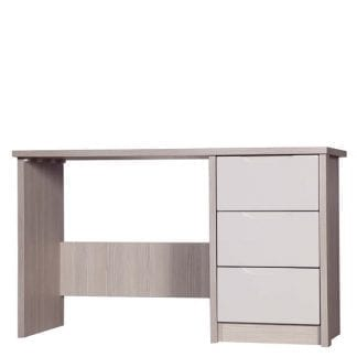 Dressing Table - Champagne Avola with Sand Gloss-0