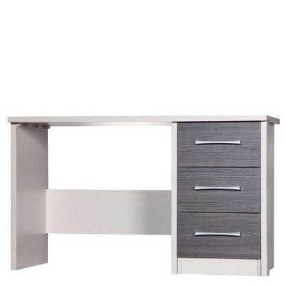 Dressing Table - Cream with Grey Avola-0