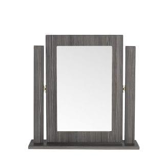 Mirror - Cream with Grey Avola-0