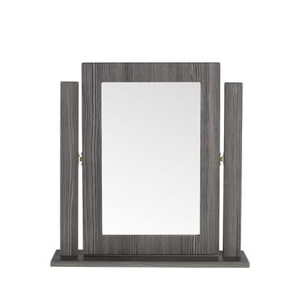 Mirror - Cream with Grey Avola-0