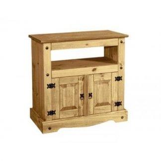 Corona TV Cabinet 2 Door-0
