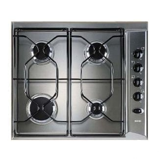 Ignis IGN-AKL710IX - 4 Burner Gas Hob - Stainless Steel-0