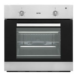 Ignis IGN-AKS1400IX - Single Static Built in Oven - Silver-0