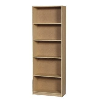 Bookcase - Oak-0