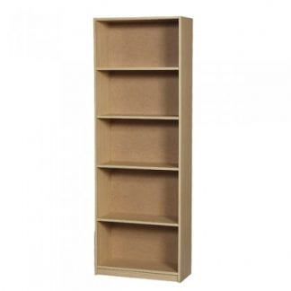 Oak Bookcase-0