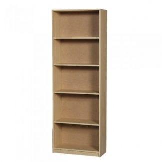 Oak Bookcase-0