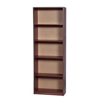 Bookcase - Walnut-0