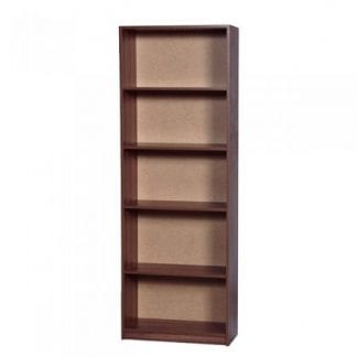 Walnut Bookcase-0