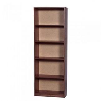 Walnut Bookcase-0