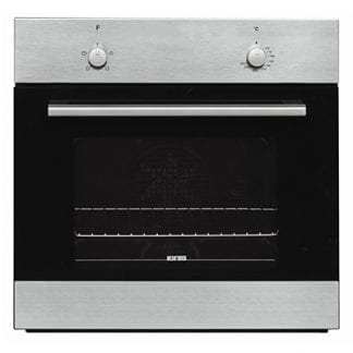 Ignis AKL906IX - Single Fan Built in Oven - Silver-0