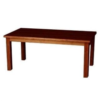 Solid Wood Coffee Table - Maple-0