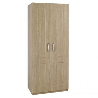 Tall Double Robe - Oak-0