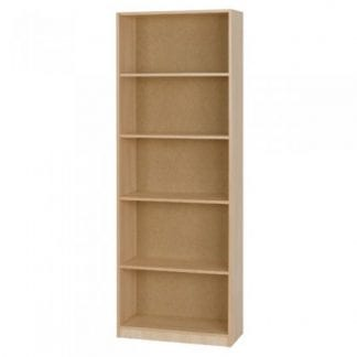 Elemental Woodgrain Bookcase-0