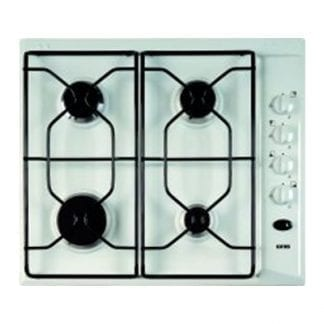 Ignis IGN-AKL710WH - 4 Burner Gas Hob - White-0