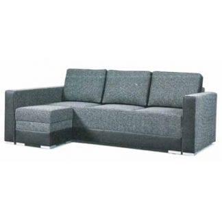 costa corner sofa bed