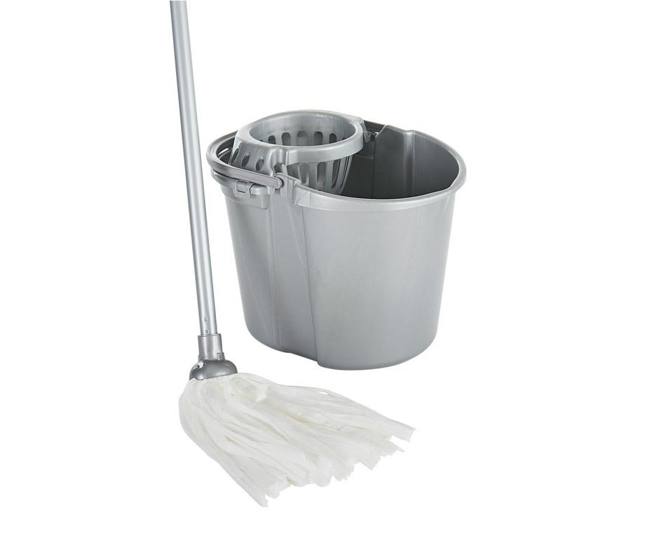 Mop And Bucket Focus Furnishing