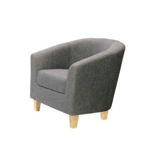 Claridon Armchair Grey