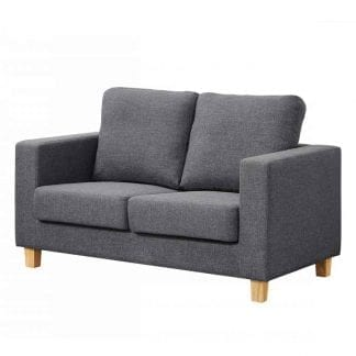 Chesterfield 2 Seater Grey