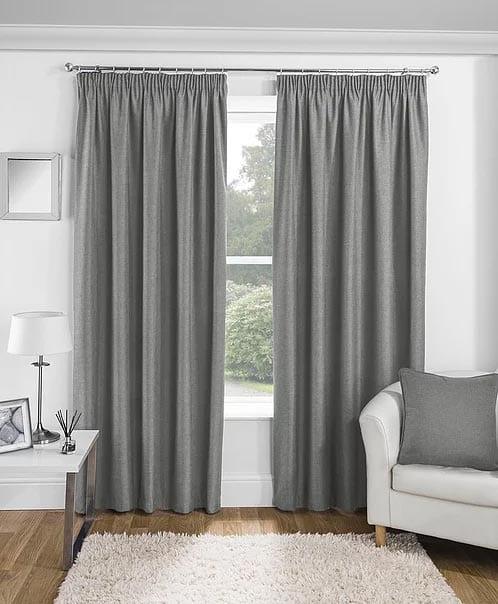 Curtains Essence Grey