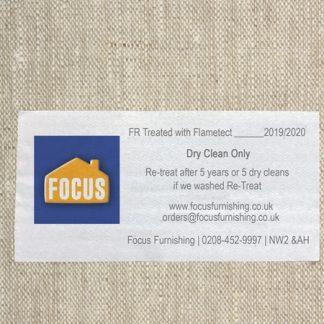 Fire Label Focus
