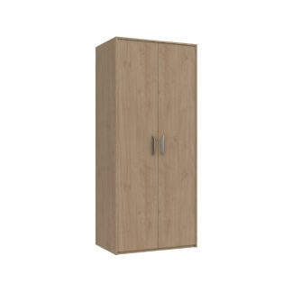 2 Door wardrobe Oak